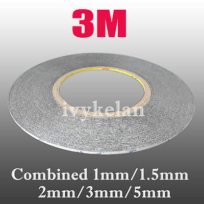 1Roll 1mm*55M 9495LE Double Sided Sticky Adhesive Tape F Phone LCD Panel Repair