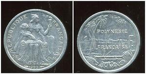 FidèLe Polynesie Francaise 1 Franc 1993 Avec Une RéPutation De Longue Date