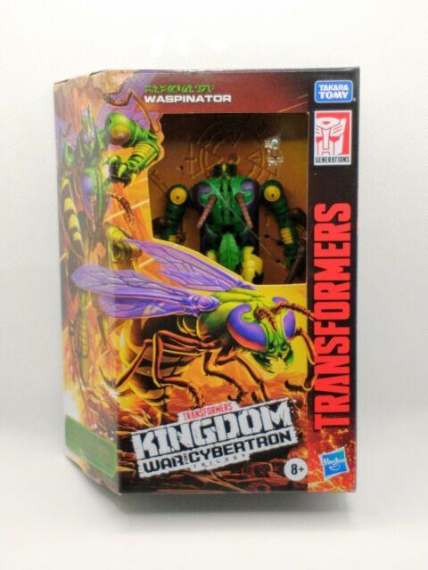 Hasbro Transformers War for Cybertron Kingdom Waspinator Action Figure WFC-K34