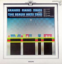 Brahms Piano Trios - The Beaux Arts Trio (LP, Philips)