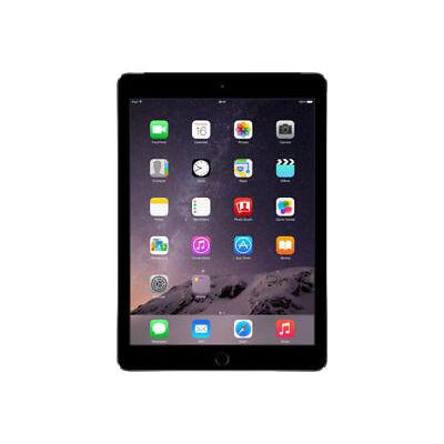 Apple iPad Air 2 16GB, Wi-Fi + Cellular (Unlocked), 9.7in - Space Gray