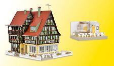 Vollmer 43695 h0 café-Bistro con diseño de interiores