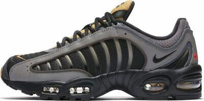 Homme Nike Air Max Tailwind IV Noir Gris Or CJ0784 001 UK 10 | eBay