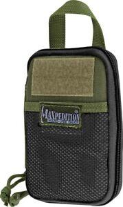 Maxpedition Mini Pocket Organizer EDC Bag OD Green 0259G
