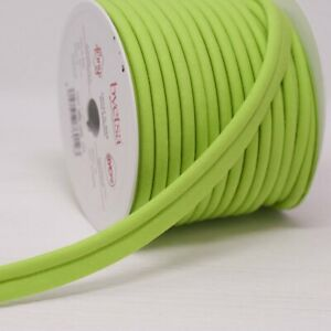 18mm Wide Grey Poly Cotton Flanged Piping Cord