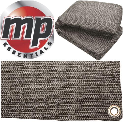 Anthracite /& Grey Weaved Groundsheet Tent /& Caravan Awning Carpet Mat 2.5x4.5m