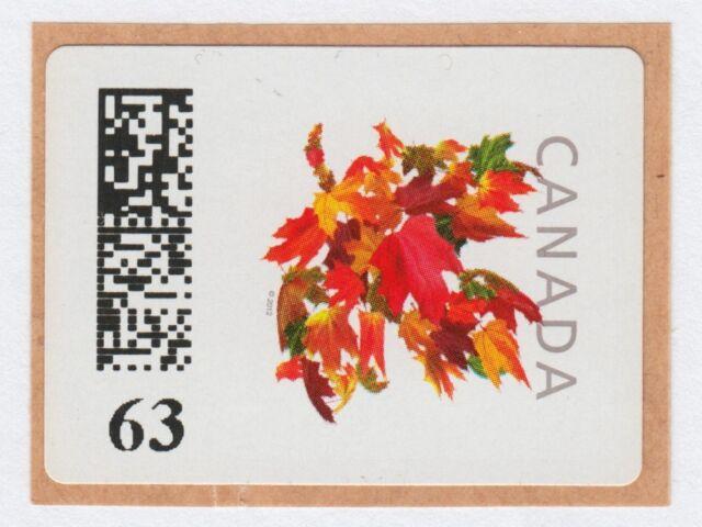 KIOSK 63c stamp  = Vending Kiosk MNH VF Scarce Canada 2013