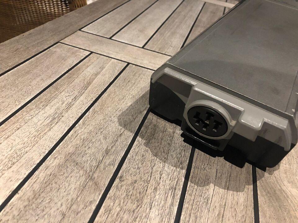 Elcykel-udstyr, Bosch powerpack batteri