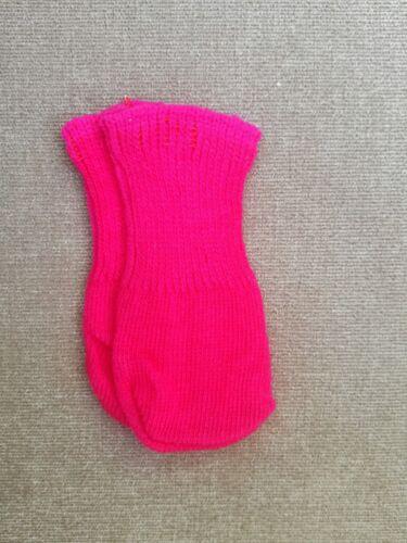 kirschrot weiche Baumwolle Puppe Socks für 45.7cm Puppen American Girl code5210 Babypuppen & Zubehör Puppen & Zubehör