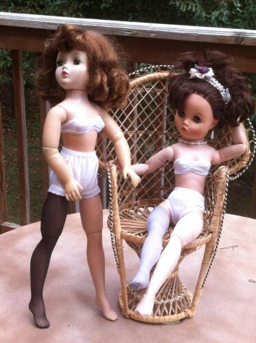 "Dollikin other 19-21/"" fashion Revlon 4 Pair Hose Nylons Stockings for Cissy"