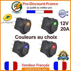 1-x-INTERRUPTEUR-A-LED-12V-20A-MOTO-AUTO-BATEAU-BOUTON-ELECTRONIQUE-ARDUINO-DIY