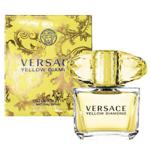 By About Yellow Details 90ml Edts Versace Perfume Diamond Womens ikZOlwPXuT