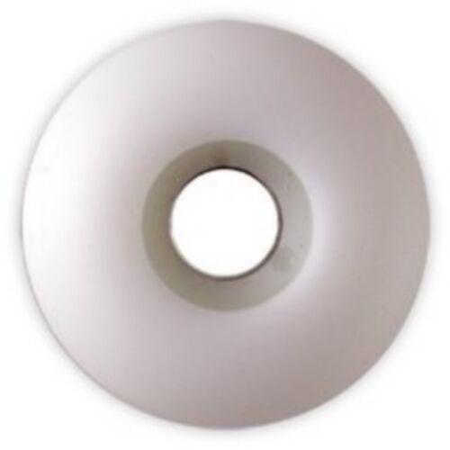 100A 1 Set Blank Wheels // Skateboard Rollen 52mm 4 Stück NEU // Made in USA!