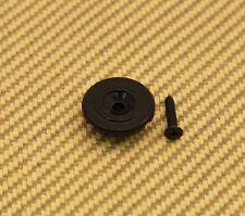 BSG-ER-B Black Economy Round Bass Guitar String Guide w/mounting screws