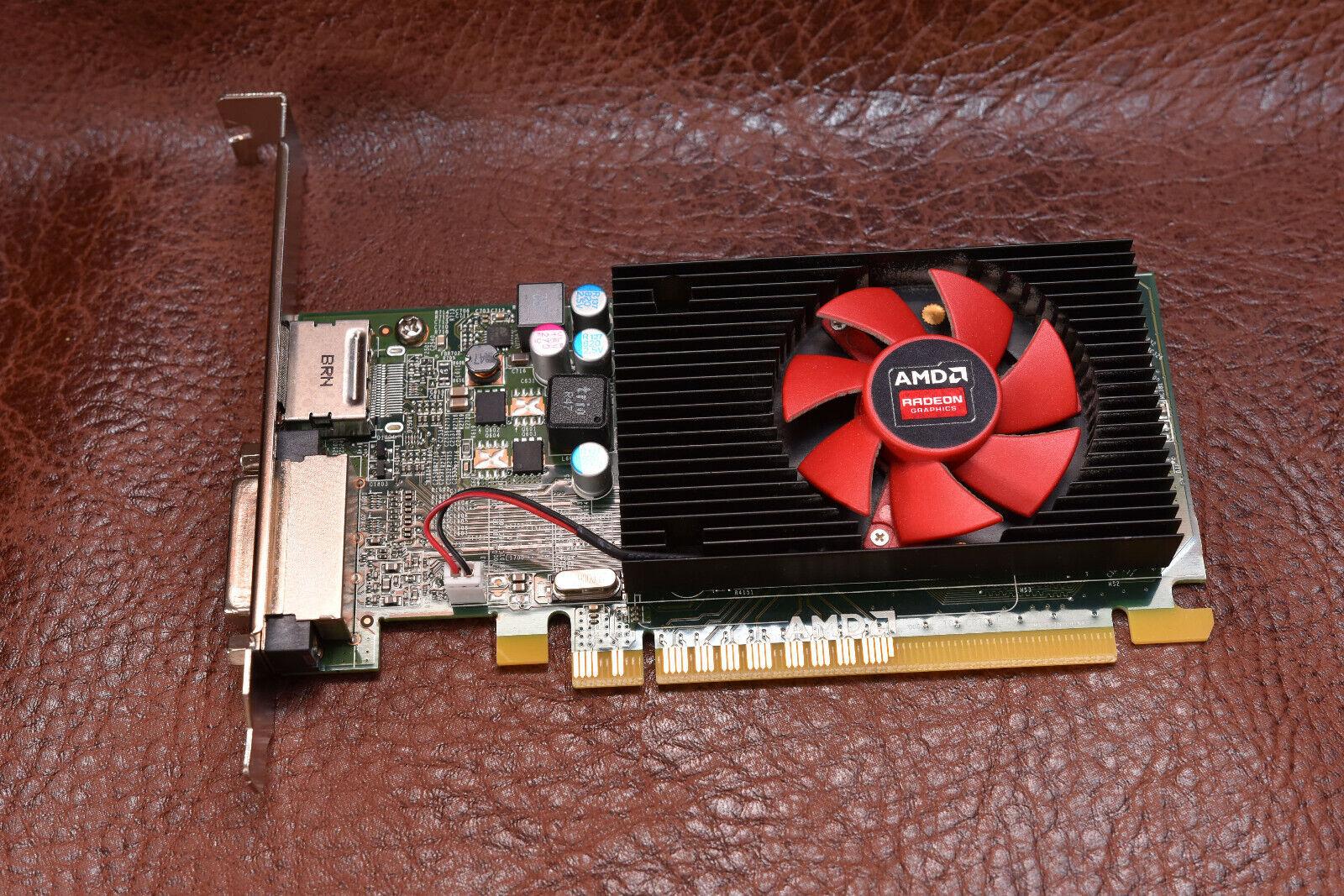 AMD Radeon R5 340X 2GB GDDR3 PCI-Express DVI DisplayPort Video Graphics Card RB1