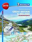 Great Britain and Ireland 2016 Main Roads Atlas by Michelin Editions des Voyages (Paperback, 2015)