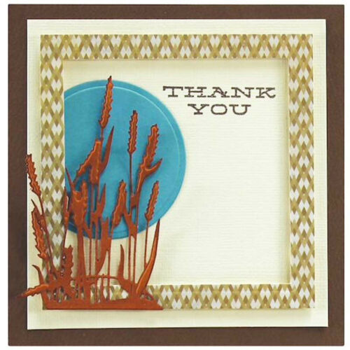 Plants DIY Metal Cutting Dies Stencil Scrapbooking Album Stamp Paper Card Crafts
