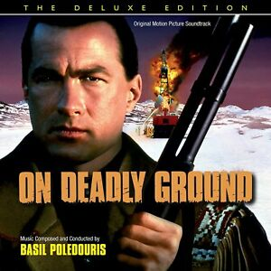 On Deadly Ground - Complete Score - Limited 2000 - Basi