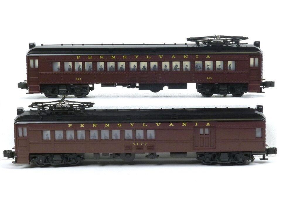 venta caliente Trenes Lionel Modelo 6-18306 Commuter Coches de unidad de de de múltiples Pennsylvania o escala  100% a estrenar con calidad original.