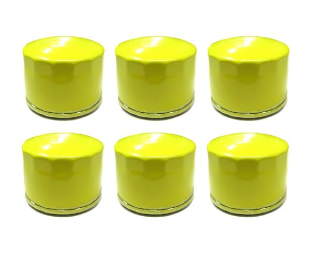 (6) New OIL FILTER for Briggs & Stratton PRO Series Engines 696854 Extended Life