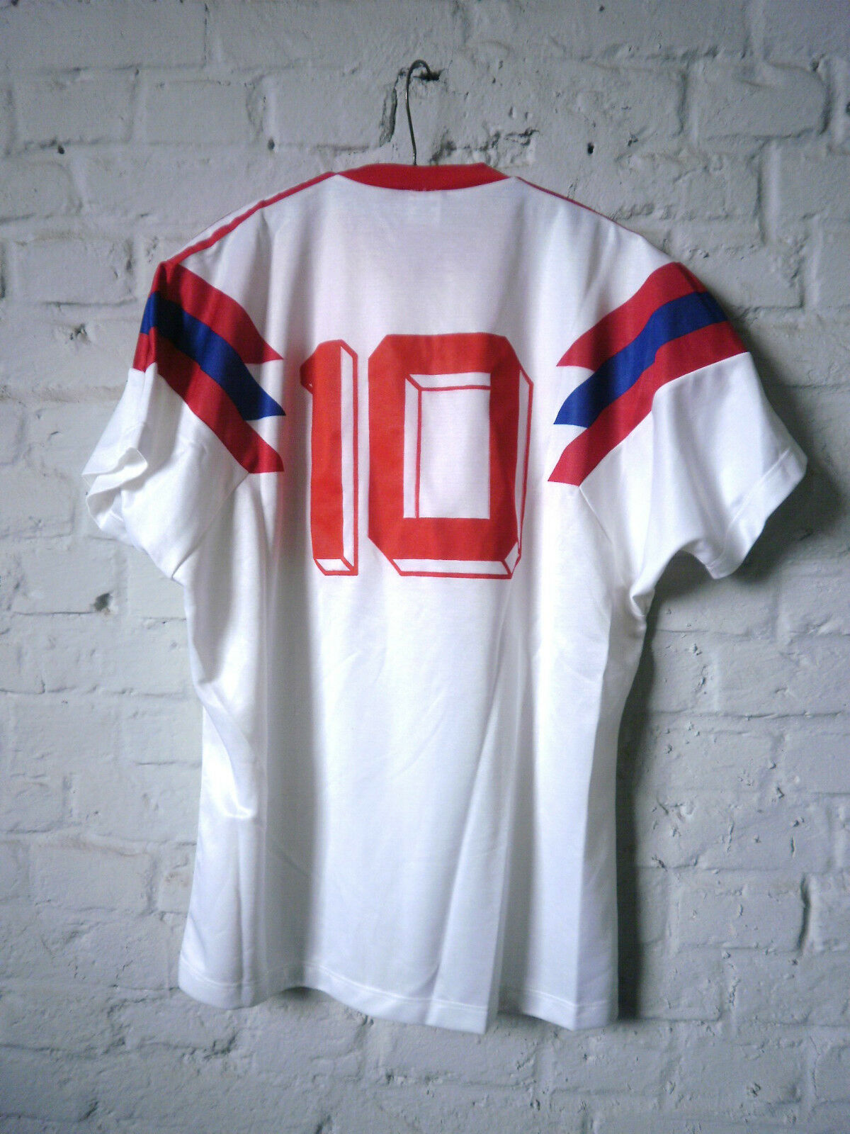 Adidas Trikot HERRENSPIELERHEMD Shirt Fußballshirt 70s NOS NOS NOS 80er True Vintage 80s 2ca7b1