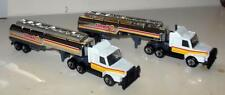 2 PIECES CONVOY CY 15 SHELLTANKER WITH SCANIA TRACTOR DIECAST