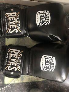Cleto-Reyes-black-leather-16oz-Sparring-gloves