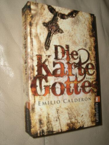 1 von 1 - Die Karte Gottes von Emilio Calderón (2009, Taschenbuch)