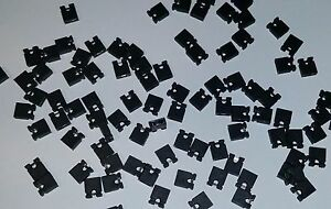 NEW-10x-Mini-Micro-Header-2-54mm-0-1-034-Circuit-Board-Shunts-Short-Jumper-Cap-USA