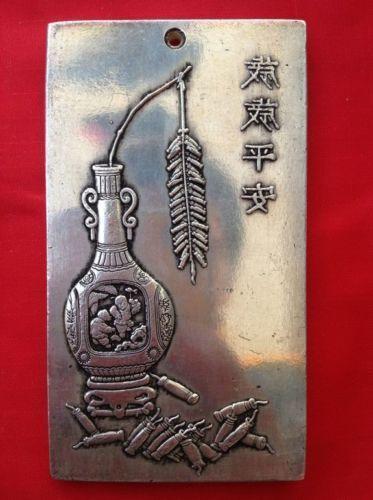tibetan tibet old silver guan kwan yin buddha dragon statue nepal thangka thanka