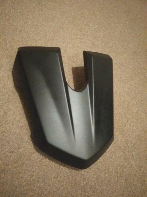 Triumph Street Triple /& R Seat Cowl Phantom Black New A9708271PR