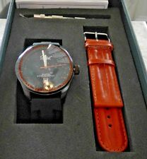 Spiedel quartz date  watch set extra band and tool $99