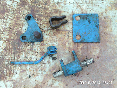 Ford Tractor Brackets & Parts X5 Reliable Performance Collectables