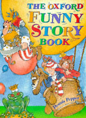The Oxford Funny Story Book, , Very Good Book