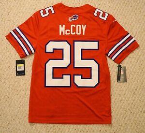 LeSean McCoy NFL Buffalo Bills Nike Red Limited Jersey Men's Sz(S ...