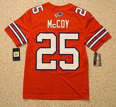 LeSean McCoy NFL Buffalo Bills Nike Red Limited Jersey Men's Sz(S) | eBay