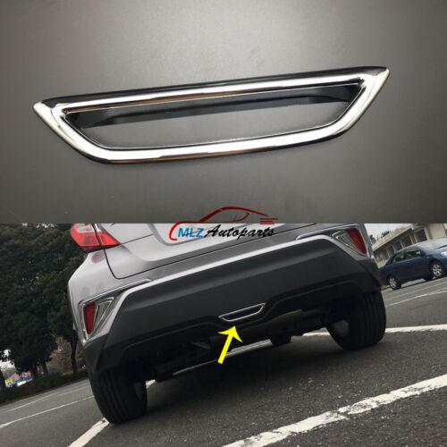 For Toyota C-HR CHR 2016 2017 Car Rear Brake Light Trim Tail Lamp Cover Frame