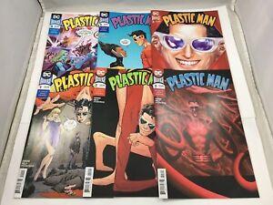 Plastic Man #1B NM 2018