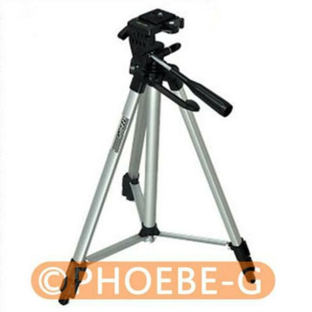 "53"" tripod PORTABLE for Nikon D60 D70 D80 D3000 D3100 D3200 D5000 D5100 D5200"