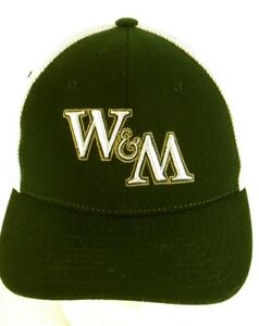 William-amp-Mary-College-Tribe-Zephyr-Z-Fit-M-L-Fitted-Cap-Hat