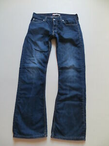 Levi-039-s-512-Bootcut-Jeans-Hose-W-36-L-34-TOP-Vintage-Denim-KULT-Waschung