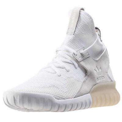 adidas Tubular X Pk Mens Trainers White New Shoes