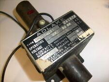 Adlake 1101-8-251  Solenoid 115   ser. 241828  relay /  e4