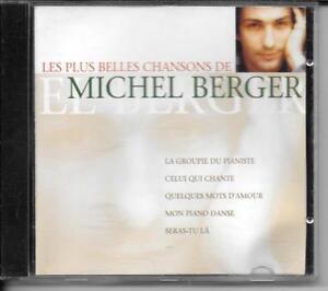 CD-COMPIL-12-TITRES-MICHEL-BERGER-LES-PLUS-BELLES-CHANSONS-DE