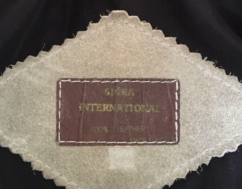 Vintage Western Fringed Leather Jacket - image 5