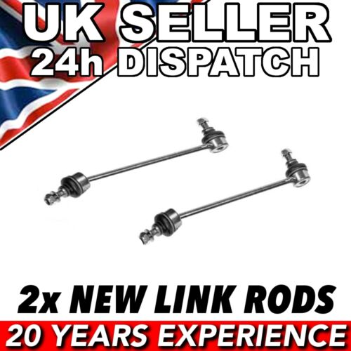 LAND Rover Freelander Anteriore Stabilizzatore Bar Link RODS x2