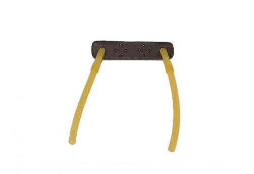 Remplacement élastique pour pierre fronde Zwille naine HIGH TEC Caoutchouc Bandes