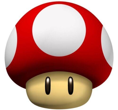 Toad Super Mario Toad Sticker Decal Gráfico Etiqueta De Vinilo