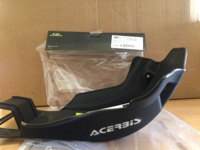 Acerbis Enduro Style Skid Bash Plate Grey Honda Crf450x 05 16 For