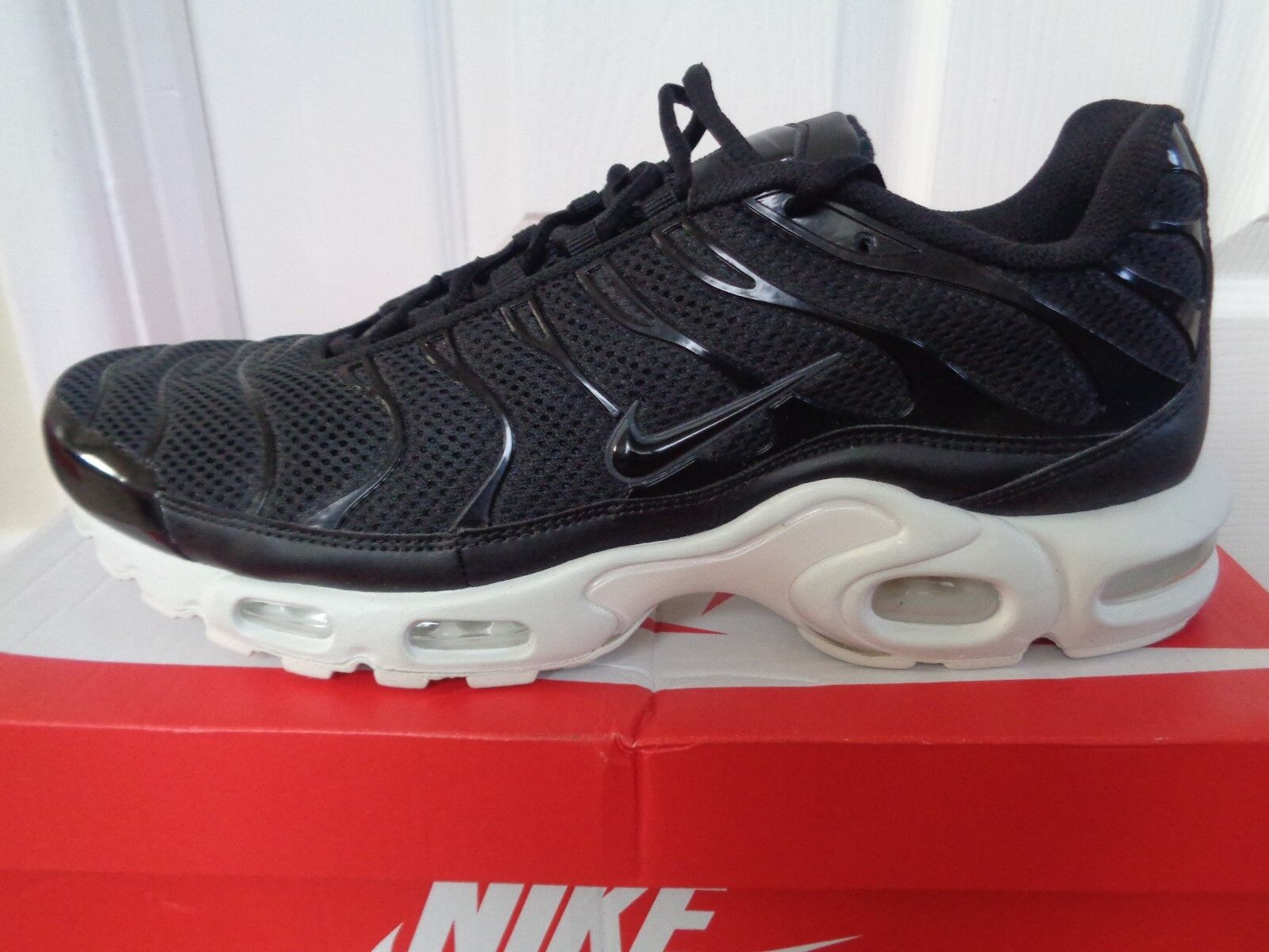 Nike Air max plus BR trainers sneakers 898014 001 uk 6 eu 40 us 7 NEW+BOX